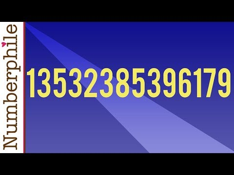 13532385396179 - Numberphile
