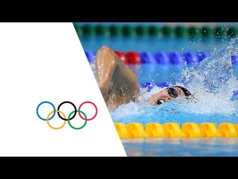 USA Break Women's 4 x 100m Medley World Record   London 2012 Olympics