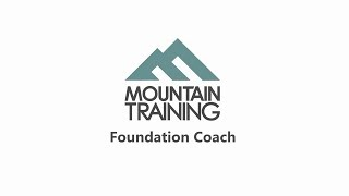 Foundation Coach - a Mountain Training qualification by teamBMC