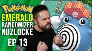 WHY IS THIS GAME TORTURING ME? ► Pokemon Emerald Randomizer Nuzlocke Part 13 by Ace Trainer Liam