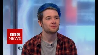 DanTDM: World's Richest YouTuber - BBC News