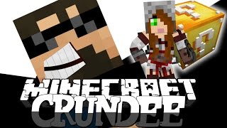 Minecraft: CRUNDEE CRAFT | FINDING AN OLD FRIEND!! [21]