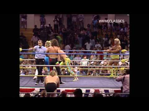 WWE Classics - NWA Clash of the Champions VII