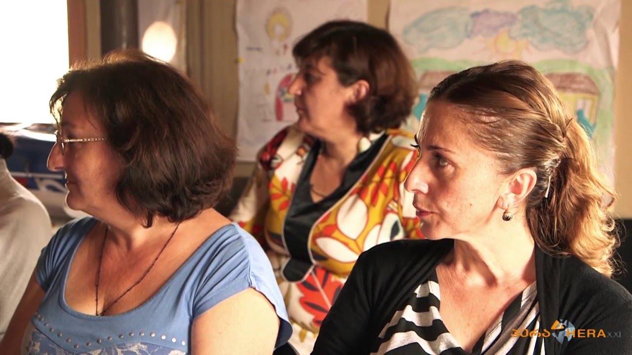 ასოციაცია ჰერა XXI - დევნილი ქალების საჭიროებები