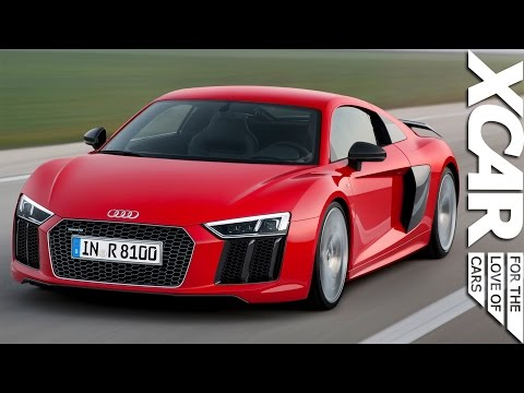 2016 Audi R8: The Full Story – XCAR