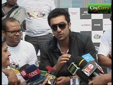 Ranbir kapoor on bikes and yamaha rally