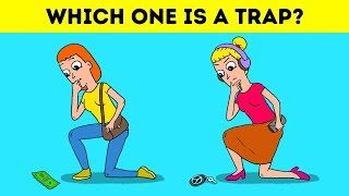 Video WHAT WOULD YOU DO? Riddles To Train You For Extreme Situations MP3, 3GP, MP4, WEBM, AVI, FLV Desember 2018