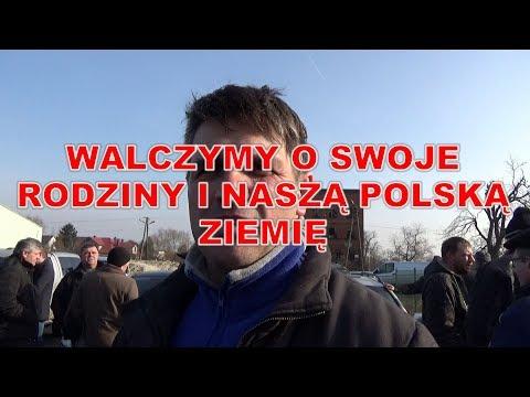 Wideo1: Walczymy o swoje rodziny i naszą polską ziemię - Agrounia Krzywiń
