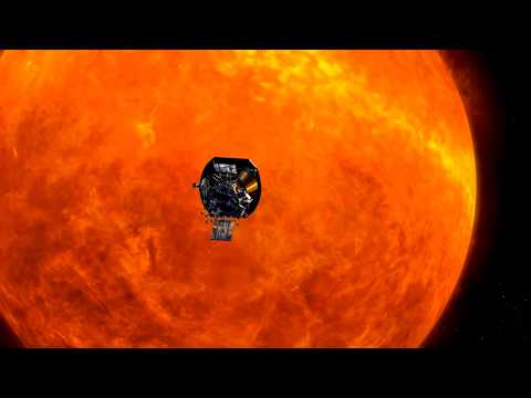 NASA's first mission to Sun renamed Parker Solar Probe