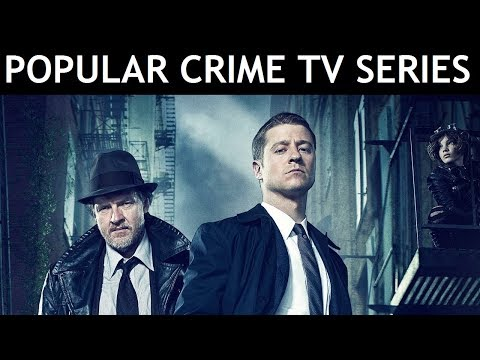 Popular Crime TV Series (2017)