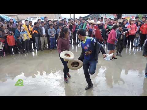 Lo mejor del Huayno Peruano - baile con zapateo cajamarquino