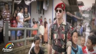 Video Pop - Al Ghazali - Kurayu Bidadari (Official Music Video) | Army Version | Soundtrack Anak Langit MP3, 3GP, MP4, WEBM, AVI, FLV September 2018