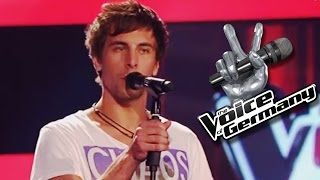 Sex on Fire – Max Giesinger | The Voice of Germany 2011 | Blind Audition Cover