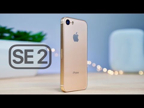 The Forbidden iPhone SE 2