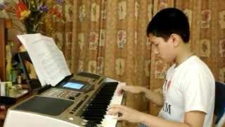 Bùi Trường An - Độc tấu đàn Organ - Hành khúc tới trường