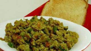 Egg Bhurji (Masala Egg Scramble) - Indian Recipe