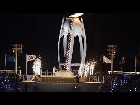 Πιονγκτσάνγκ 2018: Ξεκίνησαν και επίσημα οι Ολυμπιακοί Αγώνες