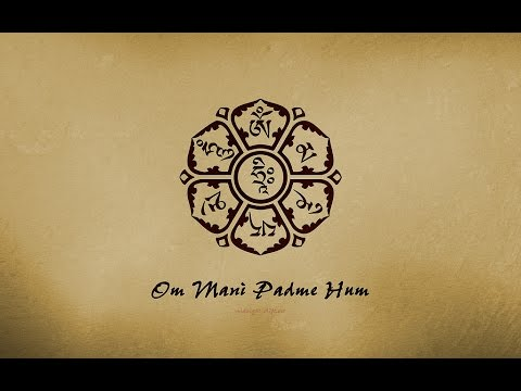 Video Mantra - Om Mani Padme Hum download in MP3, 3GP, MP4, WEBM, AVI, FLV January 2017