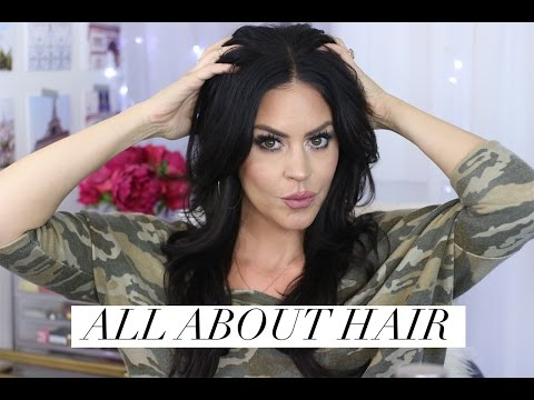 All About Hair: Cut, Color, Products and Tools | Glam Latte