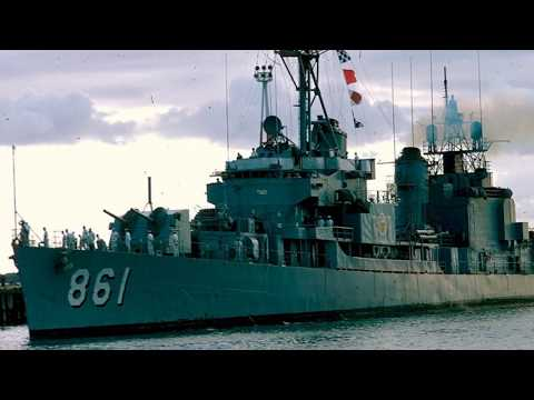 USNM Interview of Barry Schleifer Part One Joining the Navy and Joining the Crew of the USS Harwood