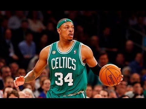 Paul Pierce%3A From his First Basket to 25000 Points