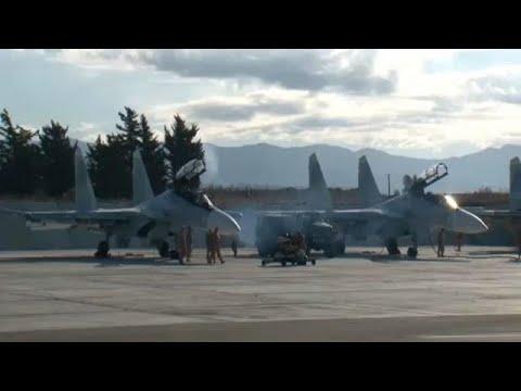Η Μόσχα διαψεύδει την καταστροφή επτά πολεμικών αεροσκαφών από επίθεση ανταρτών  …