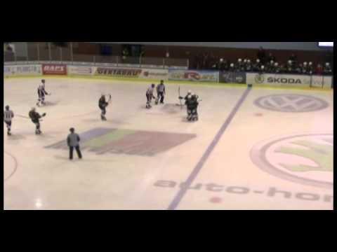 HC Stadion Litoměřice - Piráti Chomutov 1:3