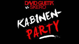 David Guetta vs. Skero - Kabinenparty