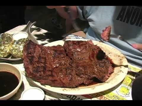 Attacking The 72 oz. Steak
