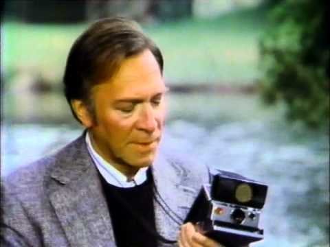 Polaroid SX-70 Sonar Camera Commercial