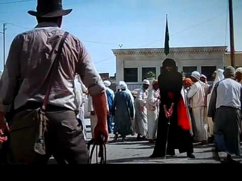 Raiders Of The Lost Ark - Indiana Jones Vs Swordsman