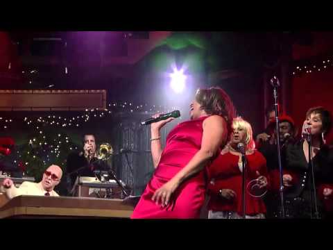 Baby please come home for Christmas: Darlene Love on Letterman, 25th year anniversary. | Blogfinger