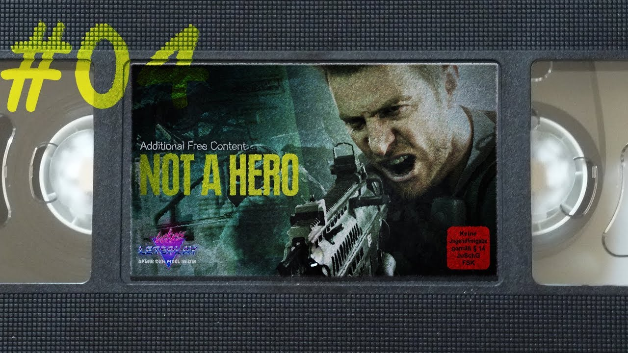 Not a Hero - 04 - Laser und Zeitbomben | Let's Play Resident Evil 7 DLC