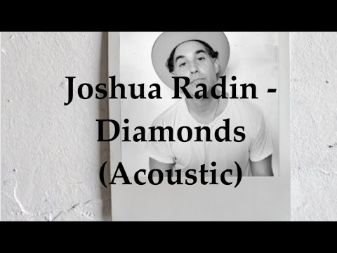 Diamonds Acoustic Lyric Video