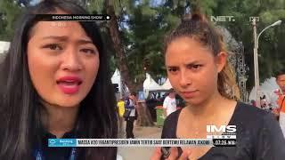 Video Putri Ibu Susi Pudjiastuti, Nadine Pascale Hadir Dalam Pertandigan Ibunya dan Sandiaga Uno MP3, 3GP, MP4, WEBM, AVI, FLV Oktober 2018