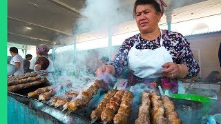 Video Death by Meat! Street Food in Tashkent, Uzbekistan! MP3, 3GP, MP4, WEBM, AVI, FLV Agustus 2019