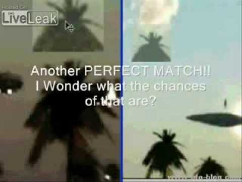 Watch Alien Ship over Haiti before 2010