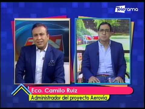 Aerovía nuevo medio de transporte que unirá Guayaquil con Durán