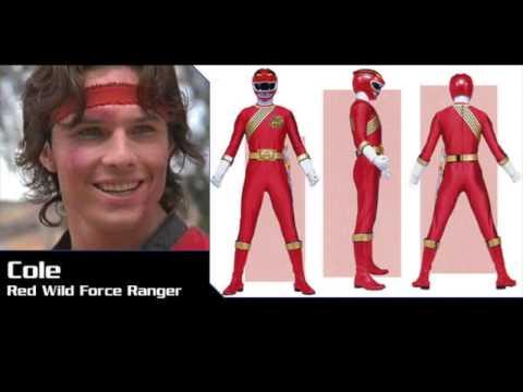 Power Ranger History 1993-2017 (видео)