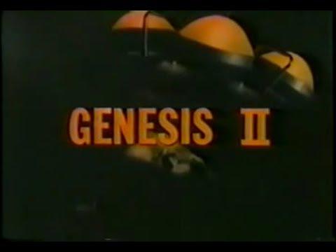 Genesis II (1973) SCi-Fi TV Movie