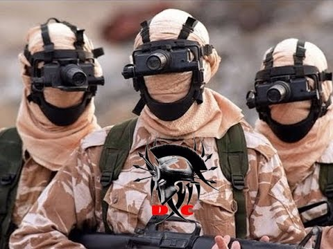 """British Special Forces """"Who Dares Wins"""""""
