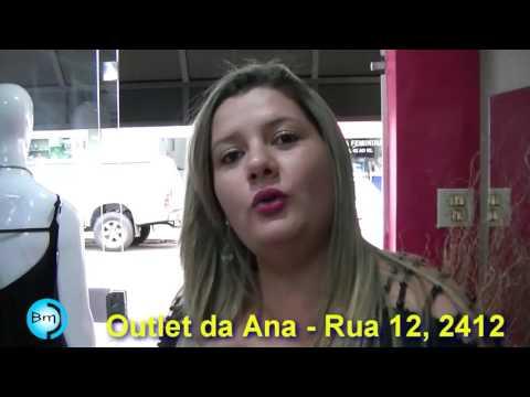 Jales - Outlet da Ana cai no gosto da mulherada