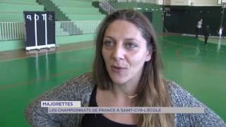 Saint-Cyr-l'Ecole France  city photo : Majorettes : le championnat de France à Saint-Cyr-l'Ecole