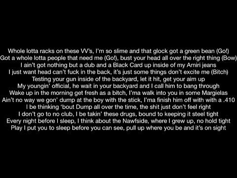 NBA Youngboy - Self Control (Official Music Video Lyrics)