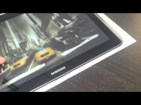 tablet review samsung galaxy tab 2 10 1 p5100 3g samsung galaxy tab 2