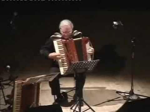 Jazz Accordion Solo - Frank Marocco plays Stella By Starl