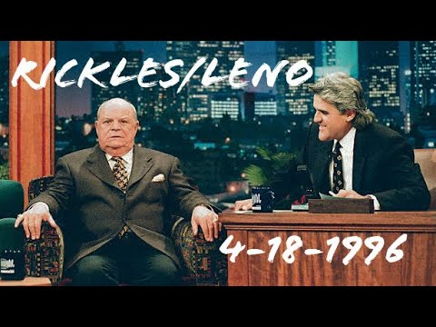 Don Rickles: The Tonight Show with Jay Leno (1996)