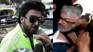 Video Ranveer Singh On Sanjay Leela Bhansali Slapped on Set & Padmavati Controversy MP3, 3GP, MP4, WEBM, AVI, FLV November 2017