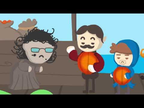 MERCHANTS - Of Dice and Men Animated ft. LilyPichu, Koibu, Mr. Mouton & Katerino