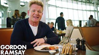 Gordon Ramsay Goes Behind The Scenes At Plane Food by Gordon Ramsay